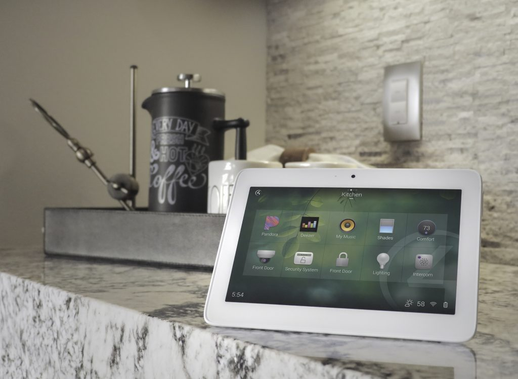 Smart Home Kitchen Technology